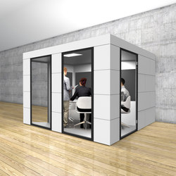 Conference Unit | Cabinas de oficina | OFFICEBRICKS