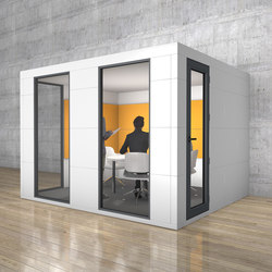 Conference Unit | Space dividers | OFFICEBRICKS
