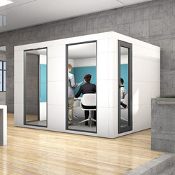 Conference Unit | Raumteilsysteme | OFFICEBRICKS