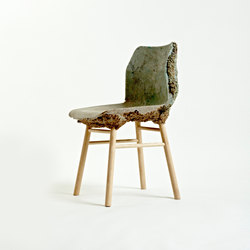 Well Proven Chair Green for Transnatural | Stühle | Tuttobene
