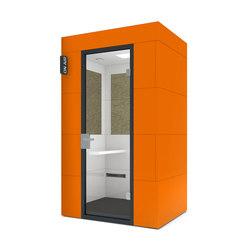 Phone Unit/orange | Office systems | OFFICEBRICKS