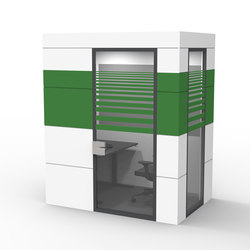 Work Unit individuell | Office Pods | OFFICEBRICKS