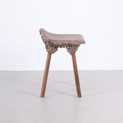 Well Proven Stool Small for Transnatural | Hocker | Tuttobene