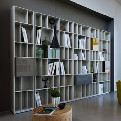 Flex Shelf System | Shelving | Piure