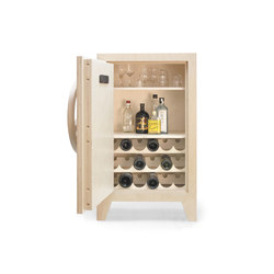 Mr.Knox Safe cabinet Birchwood | Armarios | Tuttobene