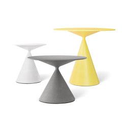 Mini Clay | Tables d'appoint de jardin | Desalto