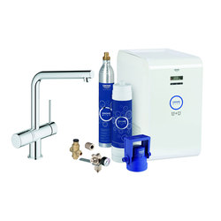 GROHE Blue® Minta Starter kit | Kitchen taps | GROHE
