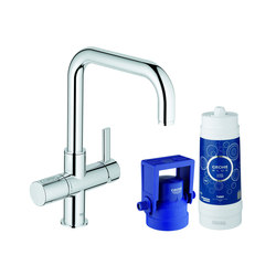 GROHE Blue® Pure Starter kit | Kitchen taps | GROHE