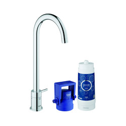 GROHE Blue® Mono Pure Starter kit | Kitchen taps | GROHE