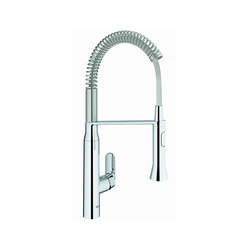 K7 Foot Control Electronic single-lever sink mixer 1/2"