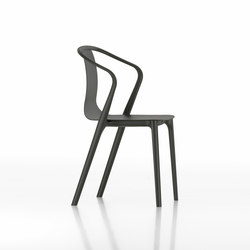 Belleville Armchair Plastic | Multipurpose chairs | Vitra