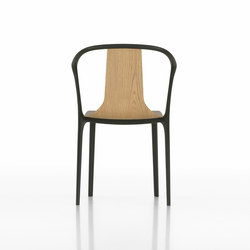 Belleville Chair Wood | Sillas | Vitra