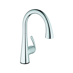 Zedra Touch Electronic single-lever sink mixer 1/2"