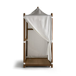 PARAGGI Beach Hut | Garden accessories | Exteta