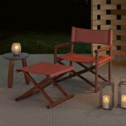 PARAGGI Armchair | Sedie da giardino | Exteta