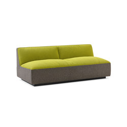 Infinito Lounge Sectional Armless | Sofas | Studio TK