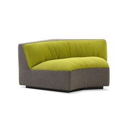 Infinito Lounge Sectional Corner | Modular seating elements | Studio TK