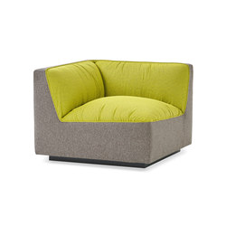 Infinito Lounge Corner | Modular seating elements | Studio TK
