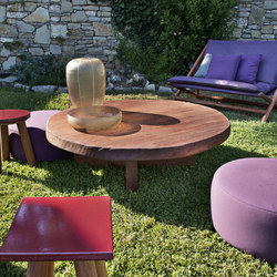 Individual Mini Round | Coffee tables | Exteta