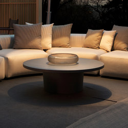 TEPPAN Coffee table | Tables basses de jardin | Exteta