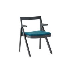Noka Guest Chair with Arms | Sièges visiteurs / d'appoint | Studio TK