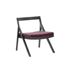 Noka Lounge Chair | Sillones | Studio TK