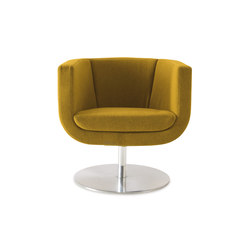 Tulip 66 Swivel Lounge Chair | Fauteuils d'attente | Studio TK