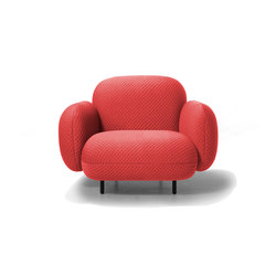 Macaroon Chair | Loungesessel | Versus