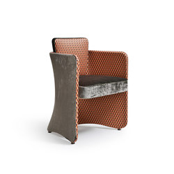 Anna Tub Chair | Chairs | Quinti Sedute