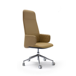 Deep Diamond | Executive chairs | Quinti Sedute