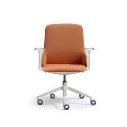 Deep | Office chairs | Quinti Sedute