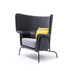 Hip | Lounge chairs | Quinti Sedute