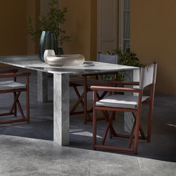 STONE Table | Dining tables | Exteta