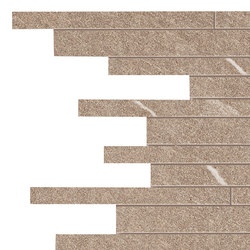 Marvel Stone beige brick | Ceramic panels | Atlas Concorde