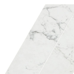 Marvel Stone chevron carrara pure | Ceramic tiles | Atlas Concorde