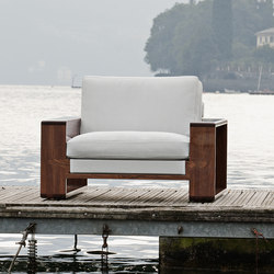 "BELLAGIO Armchair ""shipwright"" 