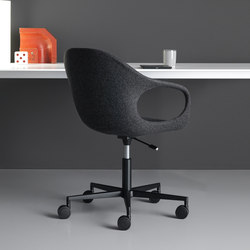 Elephant with castors | Task chairs | Kristalia