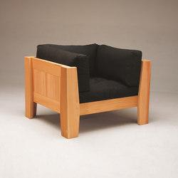 Tea House armchair | Fauteuils de jardin | Exteta