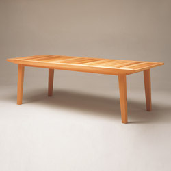 TEA HOUSE Table | Dining tables | Exteta