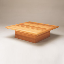 TEA HOUSE Coffee Table | Coffee tables | Exteta