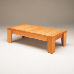 Tea House coffee table | Garten-Couchtische | Exteta