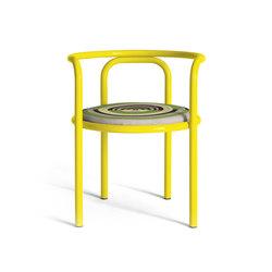 LOCUS SOLUS Chair | Garden chairs | Exteta