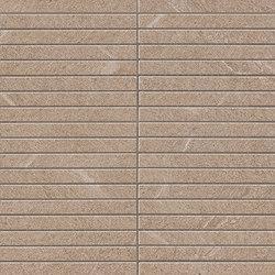 Marvel Stone mosaico bacchetta beige | Piastrelle ceramica | Atlas Concorde