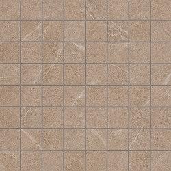Marvel Stone mosaico beige | Ceramic tiles | Atlas Concorde