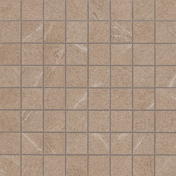 Marvel Stone mosaico beige | Carrelage céramique | Atlas Concorde