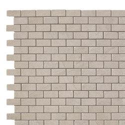 Marvel Stone mosaico burattato clauzetto | Carrelage céramique | Atlas Concorde