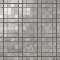 Marvel Stone mosaico lappato bardiglio grey | Carrelage céramique | Atlas Concorde