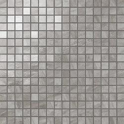 Marvel Stone mosaico lappato bardiglio grey | Panneaux | Atlas Concorde