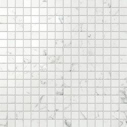 Marvel Stone mosaico lappato carrara | Piastrelle ceramica | Atlas Concorde