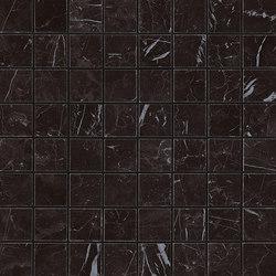 Marvel Stone mosaico matt nero marquinia | Panneaux | Atlas Concorde